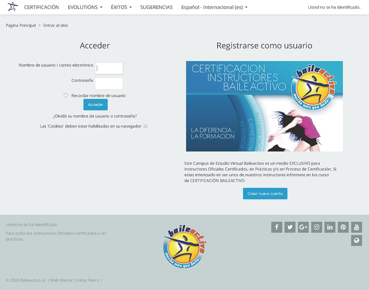 CCS design developer HTML iu learning moodle.php online ux Web