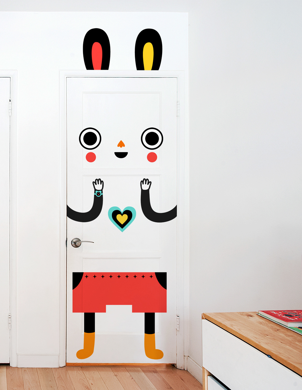 Doors are boring, Make yours fun! | Muxxi