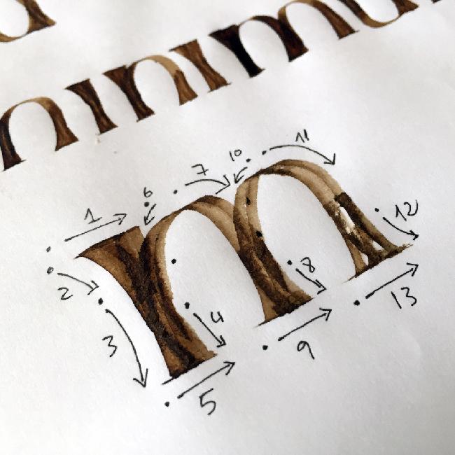 Celtic Calligraphy On Behance
