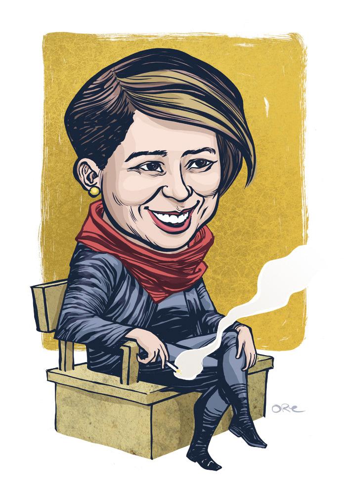 acuarela caricatura cartoon commission Encargo ink portrait retrato tinta watercolor