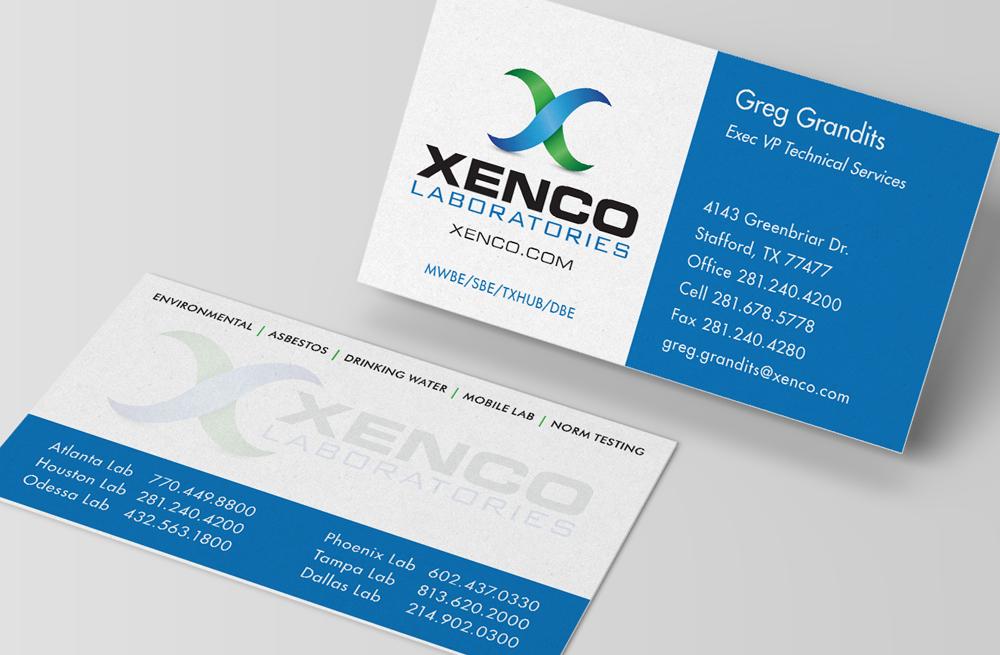 Xenco Laboratories on Behance