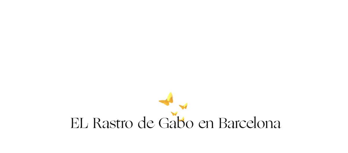El Rastro de Gabo en Barcelona on Student Show