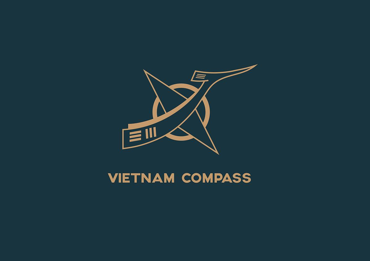 Vietnam Compass On Behance