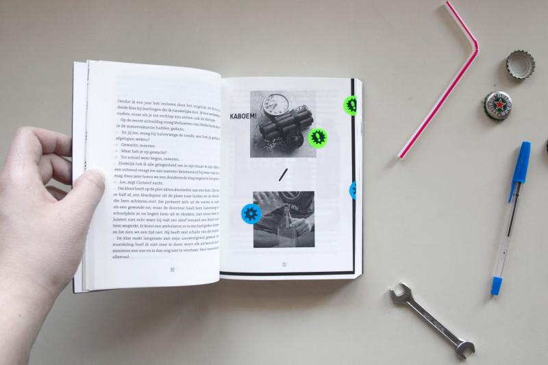 book Tommy Wieringa Joe Speedboot Book revision
