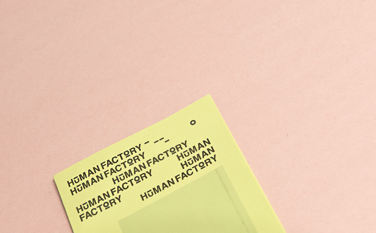 neon graphic design minimal Stationery logo tags circle pink Style
