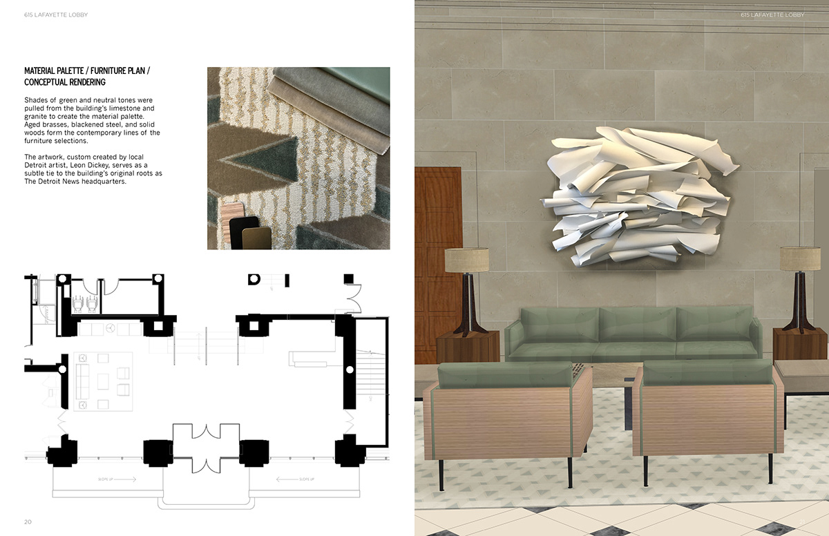 how to build an interior design portfolio