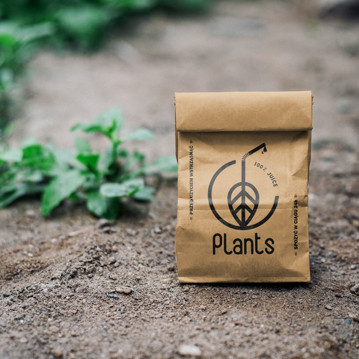 plants mark brand logo Create design Project company juice