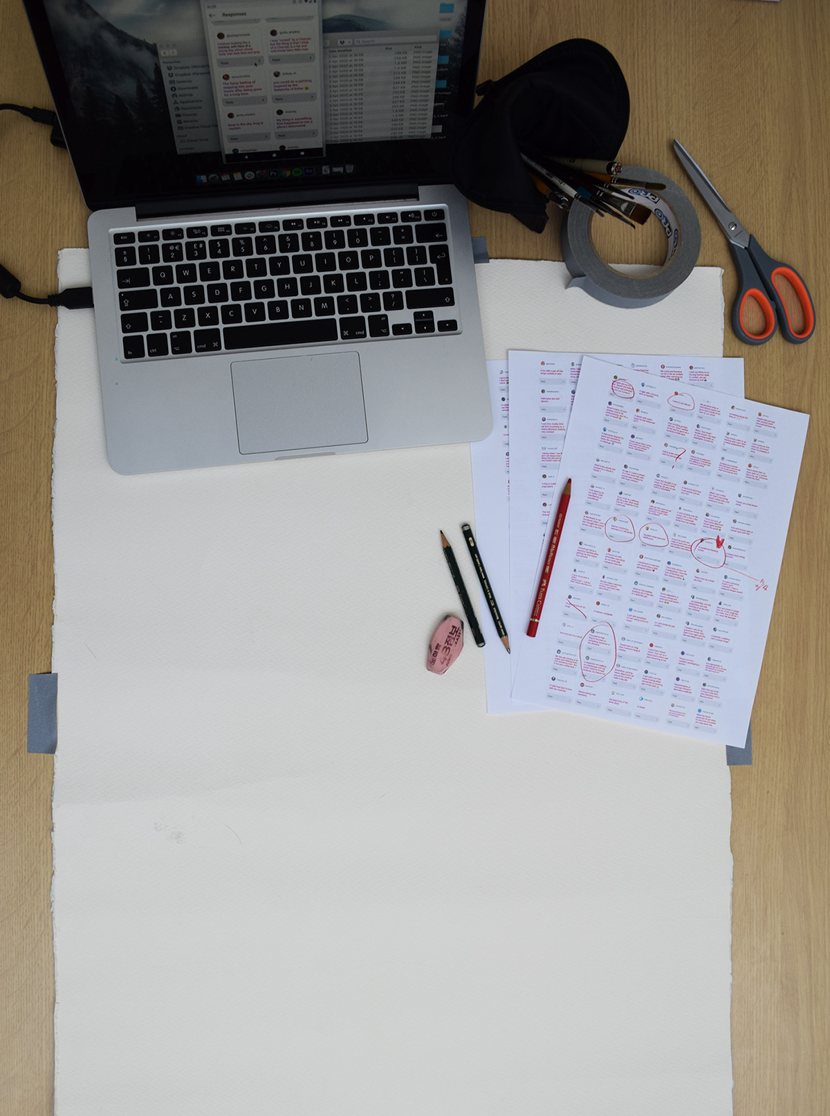 Image may contain: indoor, computer and computer keyboard