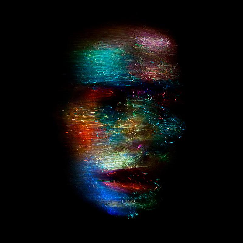 light color selfportrait makeup photo Portraiture creative