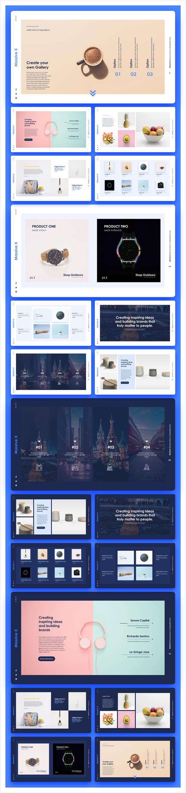 Massive X Presentation Template v.3.1 - 37