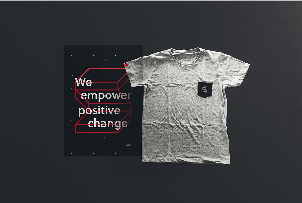 design Startup branding  identity Partículas way culture ux UI team