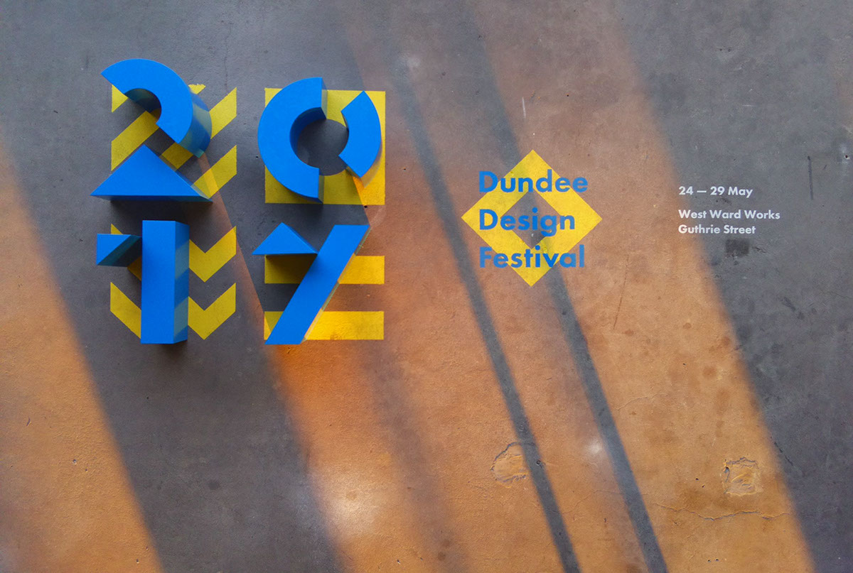 design identity installation typography   video images people festivals