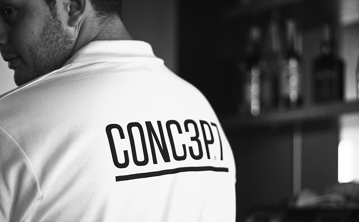 concept identity bar lounge art black White minimal simple clean gif logo pattern Stationery Coffee