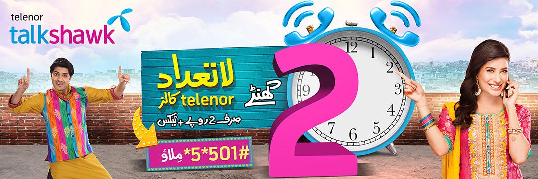 Telenor Talkshawk on Behance