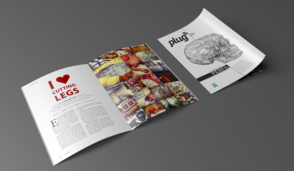 magazine editorial curso abril