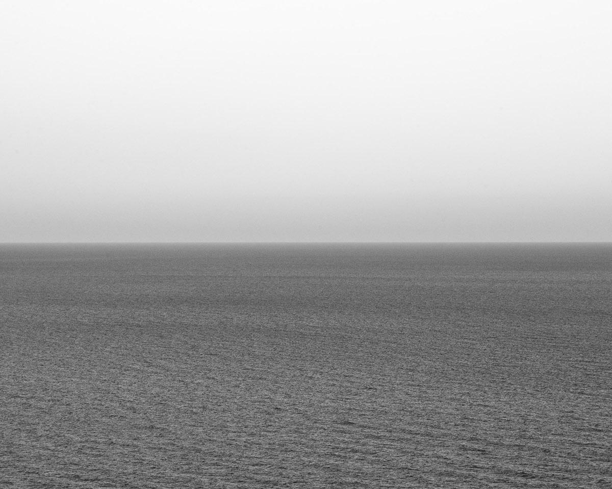 Adobe Portfolio seascapes hiroshi sugimoto homage black and white sea Ocean horizon