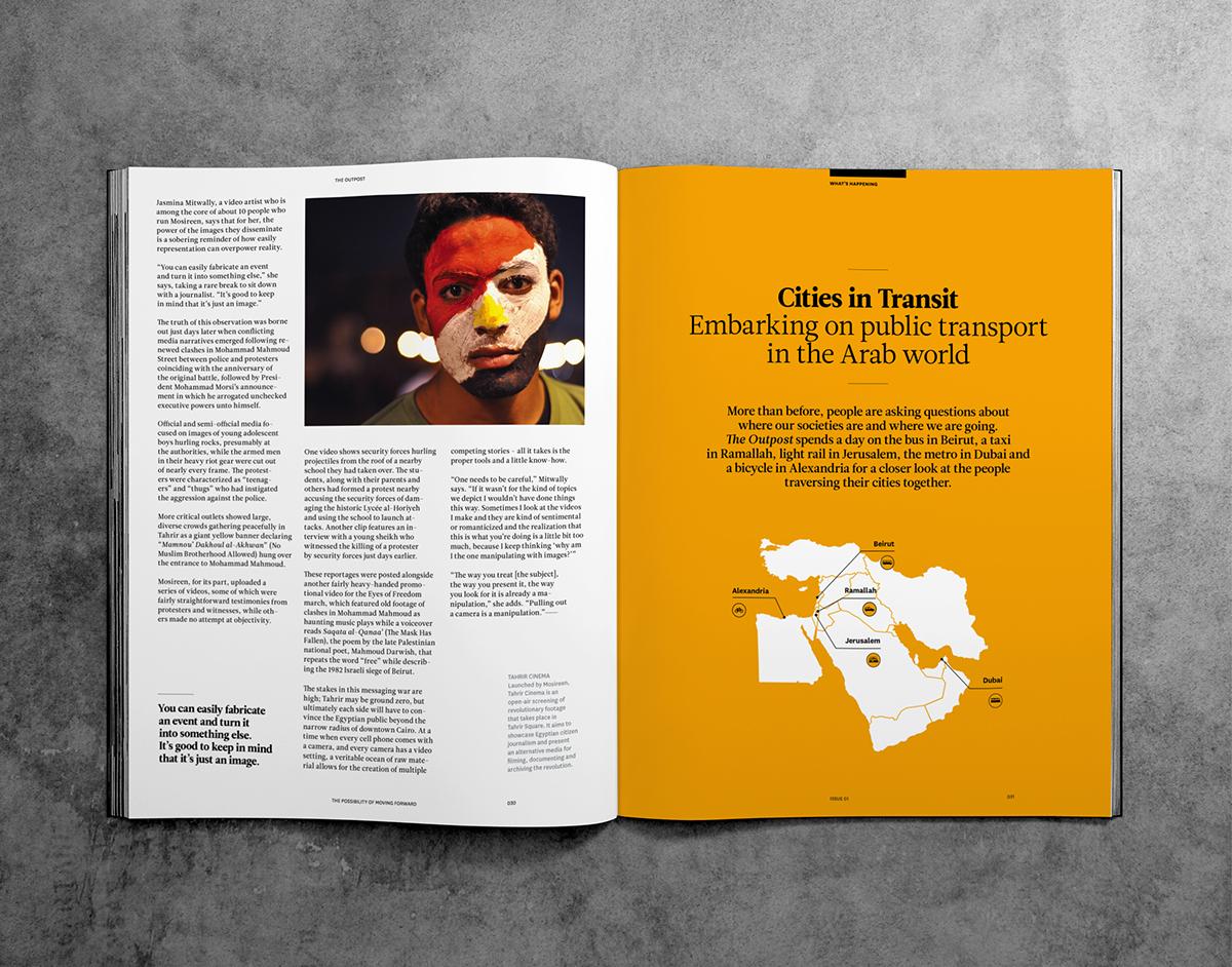 magazine  middle east  Lebanon  Beirut