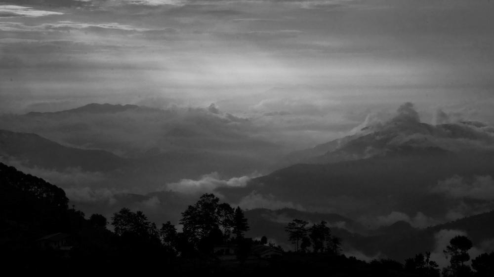 nepal trip himalayas everest asia