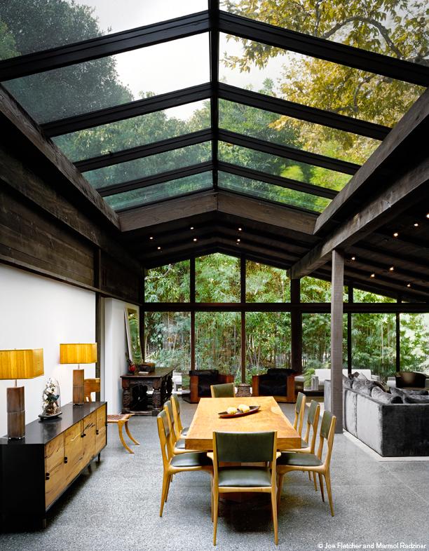 Olivia erwin interiors experimental ranch for Architecture organique