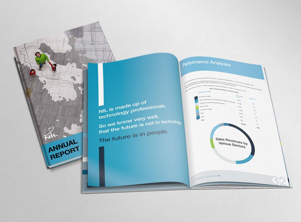 print brochure Catalogue annual report flyer presentation Label folder