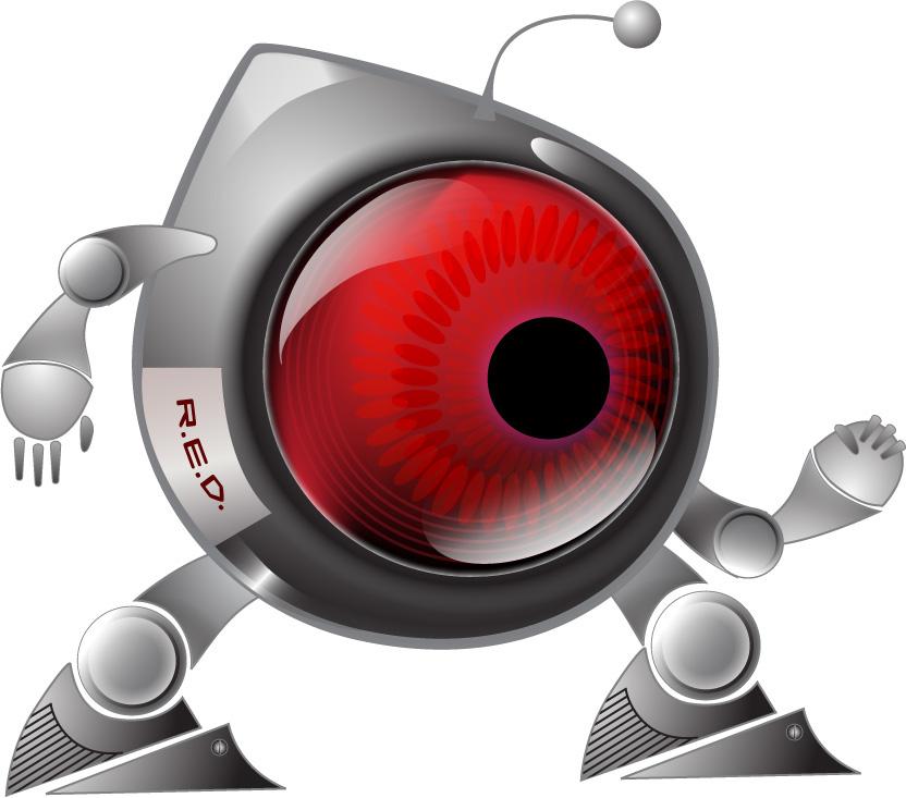 Logo Design Illustrator adobe illustrator robot logo Illustrated Logo logo branding