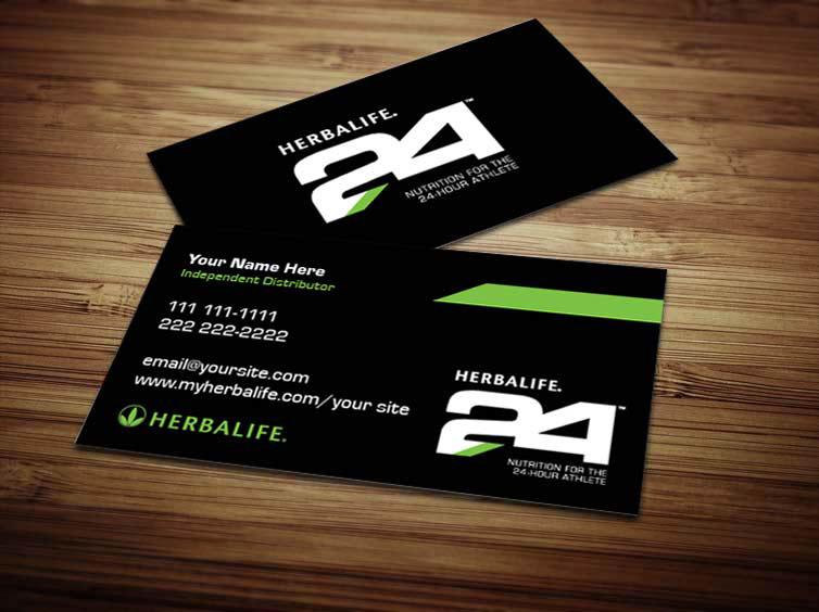Herbalife business cards on behance cheaphphosting Choice Image