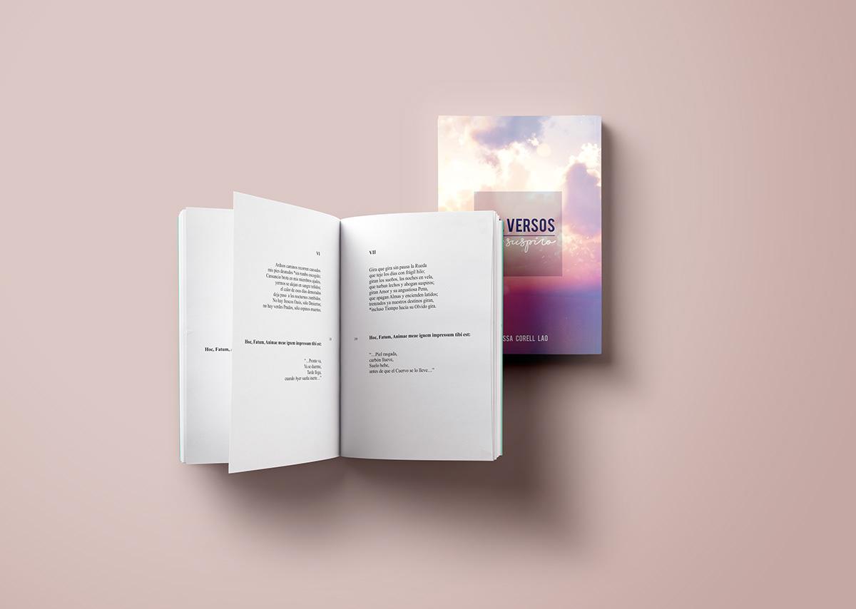 maquetación libro diseño Portada
