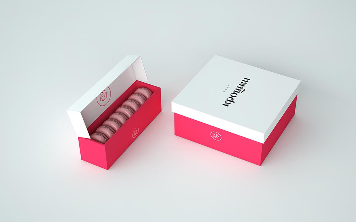 3d max упаковка