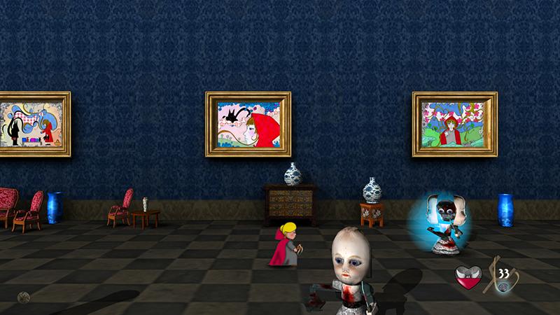 salemgames Videogames littleredandprofessorwolf