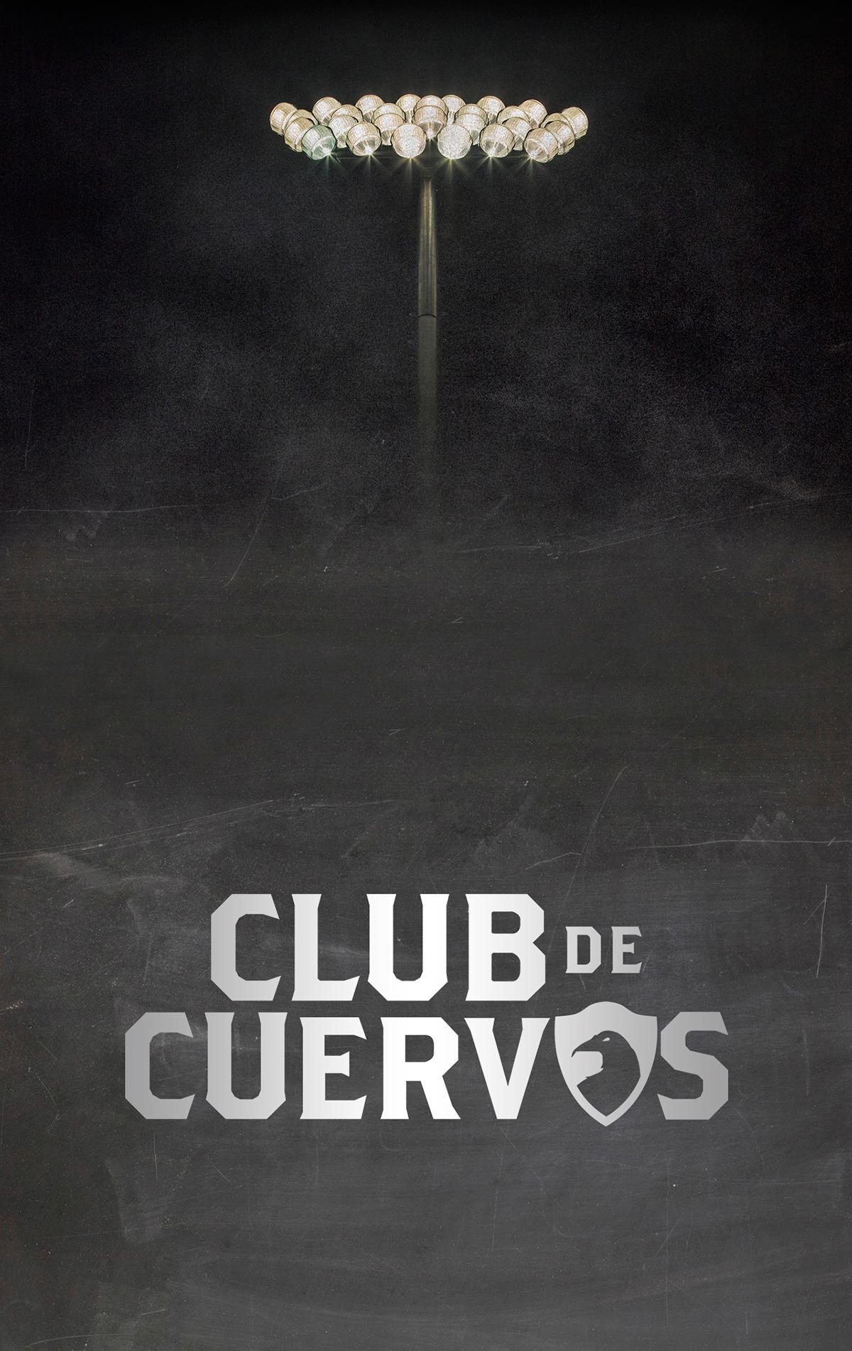 Jersey Quot Club De Cuervos Quot On Behance