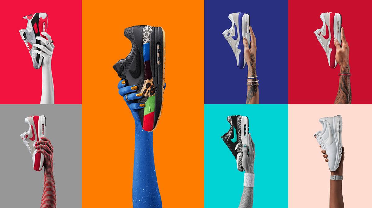 Nike AMD Revolution