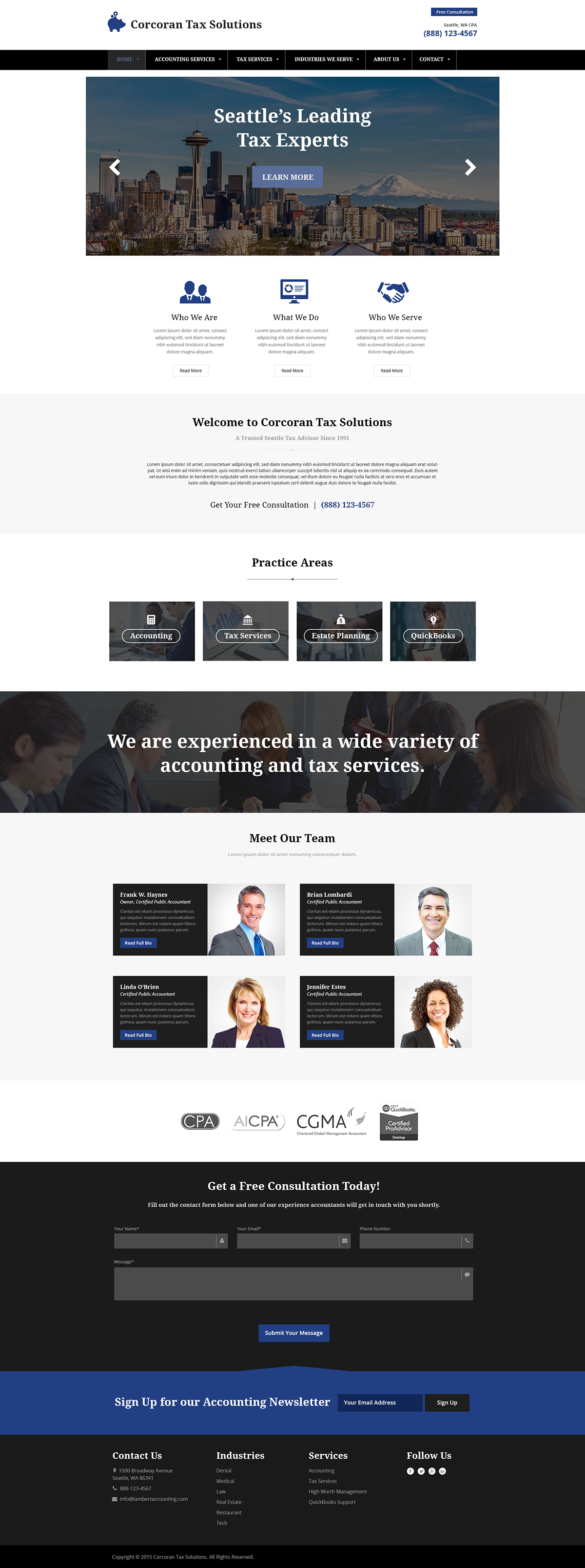 Bootstrap Theme, Multipurpose Website Template on Behance
