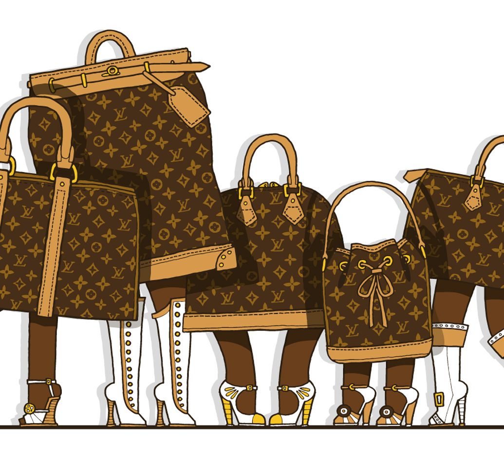 Bag Ladies On Behance