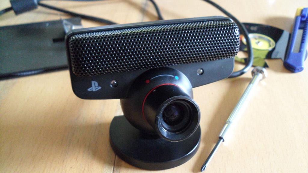 playstation move camera on mac