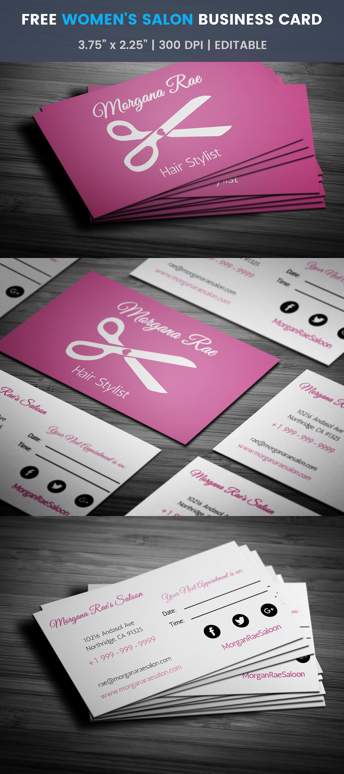 Free hairstylist business card template on pantone canvas gallery free hairstylist business card template friedricerecipe Images