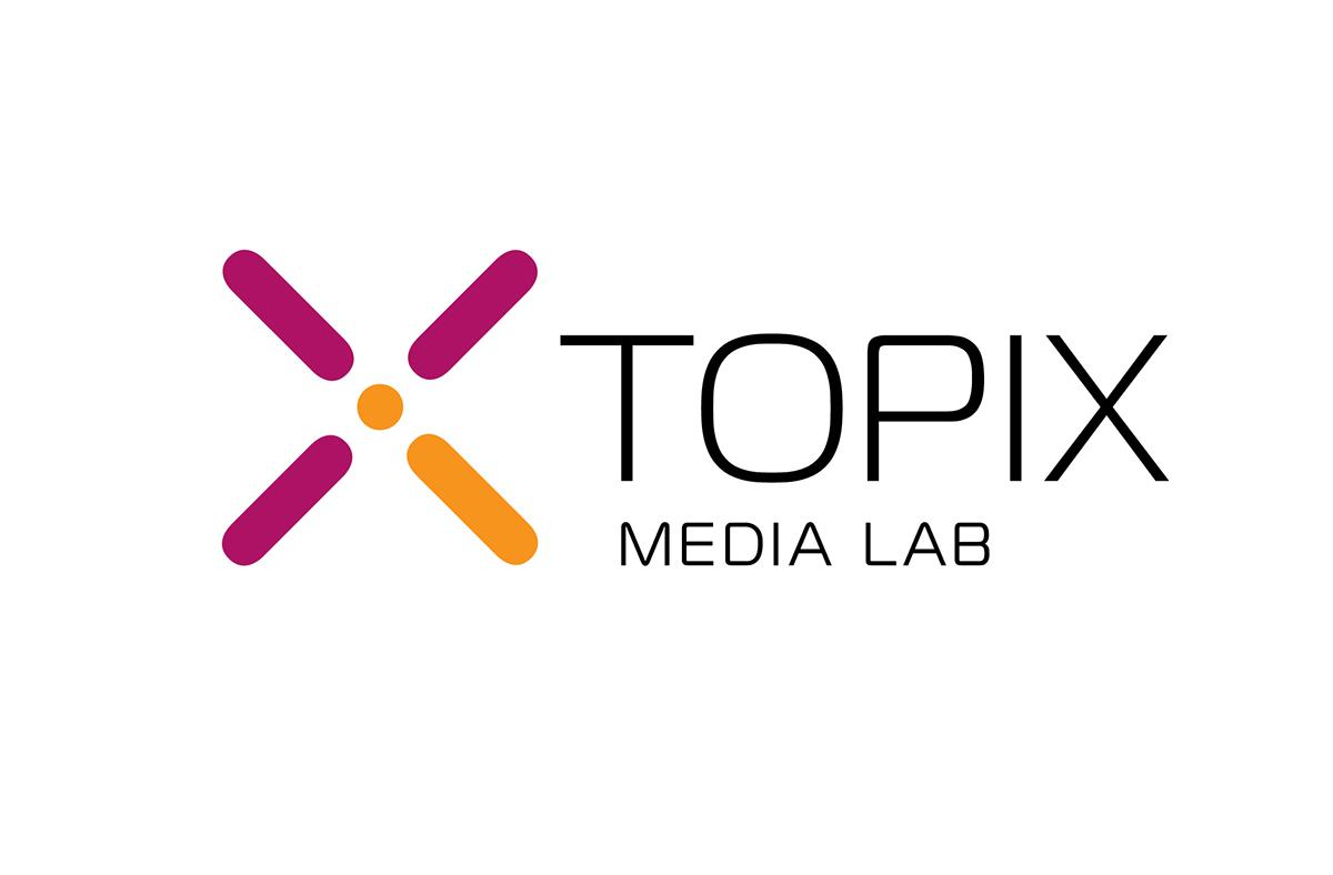 Branding Topix Media Lab On Behance