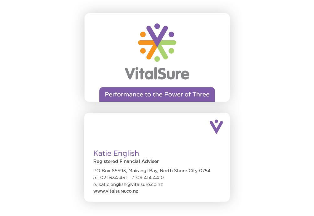 Logo Design Corporate Identity insurance