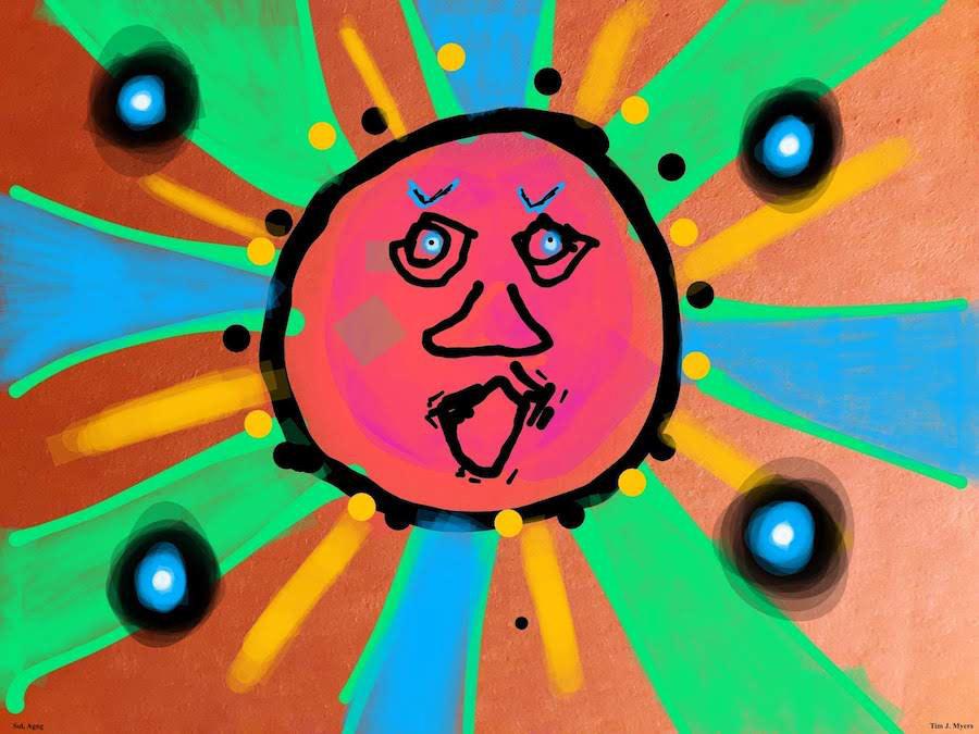 art book illustration children color Fun funny myers
