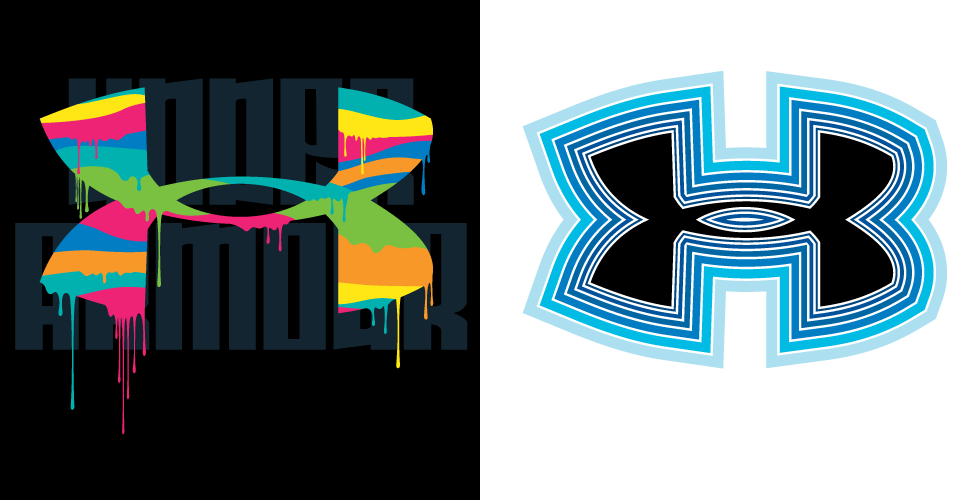 Under Armour Logo Exploration On Behance