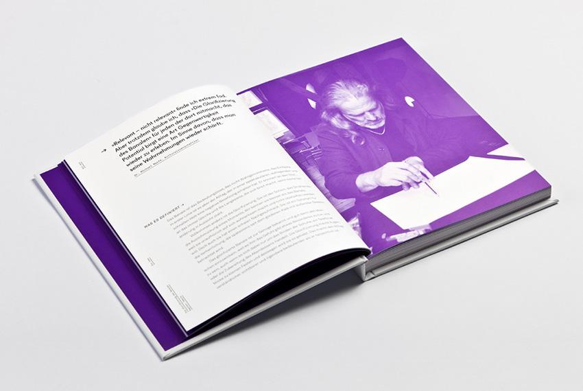 book design editorial art book type