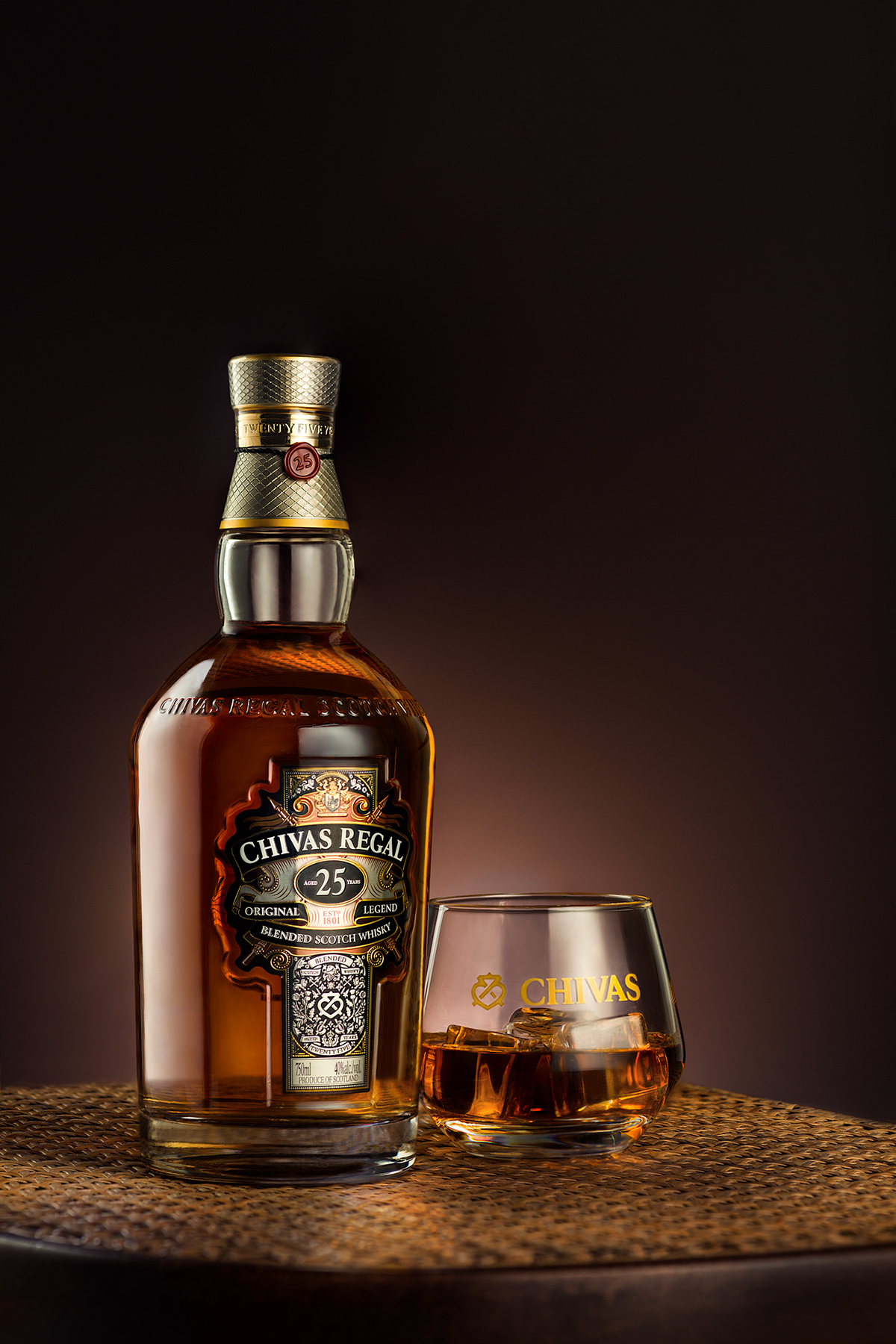 whisky commercial photoshoot commercial product photography Photography  postproduction agency