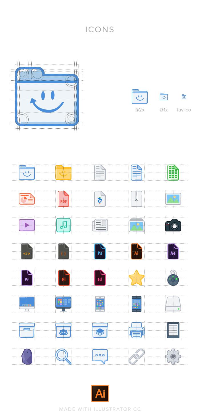 DirectFolder (Mobile App & Marketing Website)