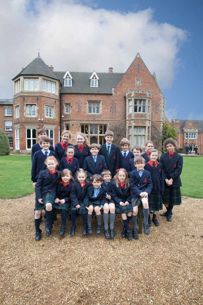 Cover Picture for Bilton School / Warwickshire Life magazine