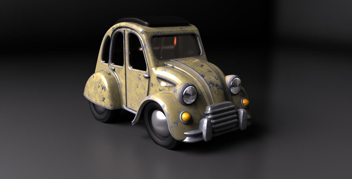 choro-q penny racers car toys