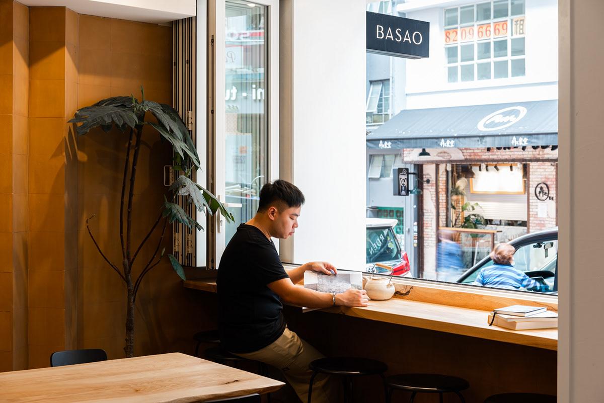 coffeeshop Hong Kong Interior interior design  tea house