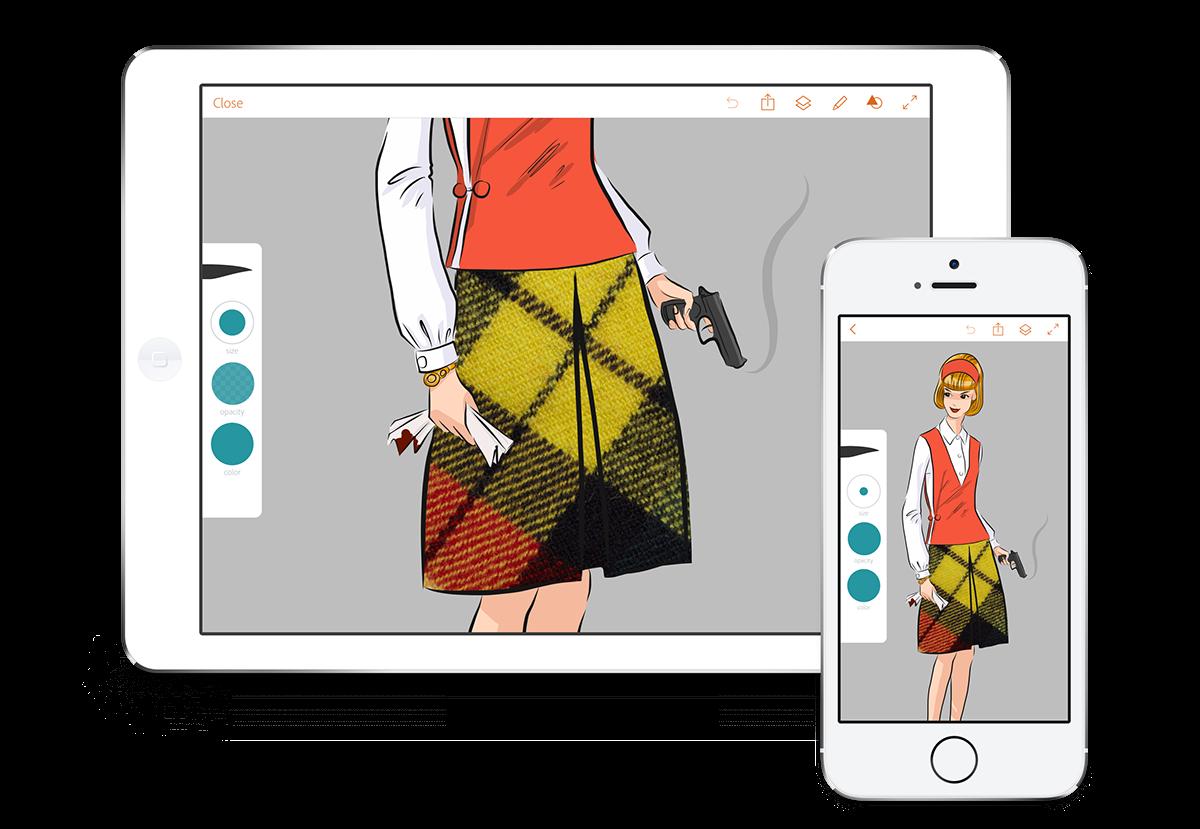 Adobe Illustrator Draw On Behance