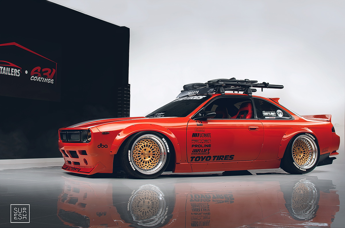 Rocket Bunny Boss Kit S14 On Behance