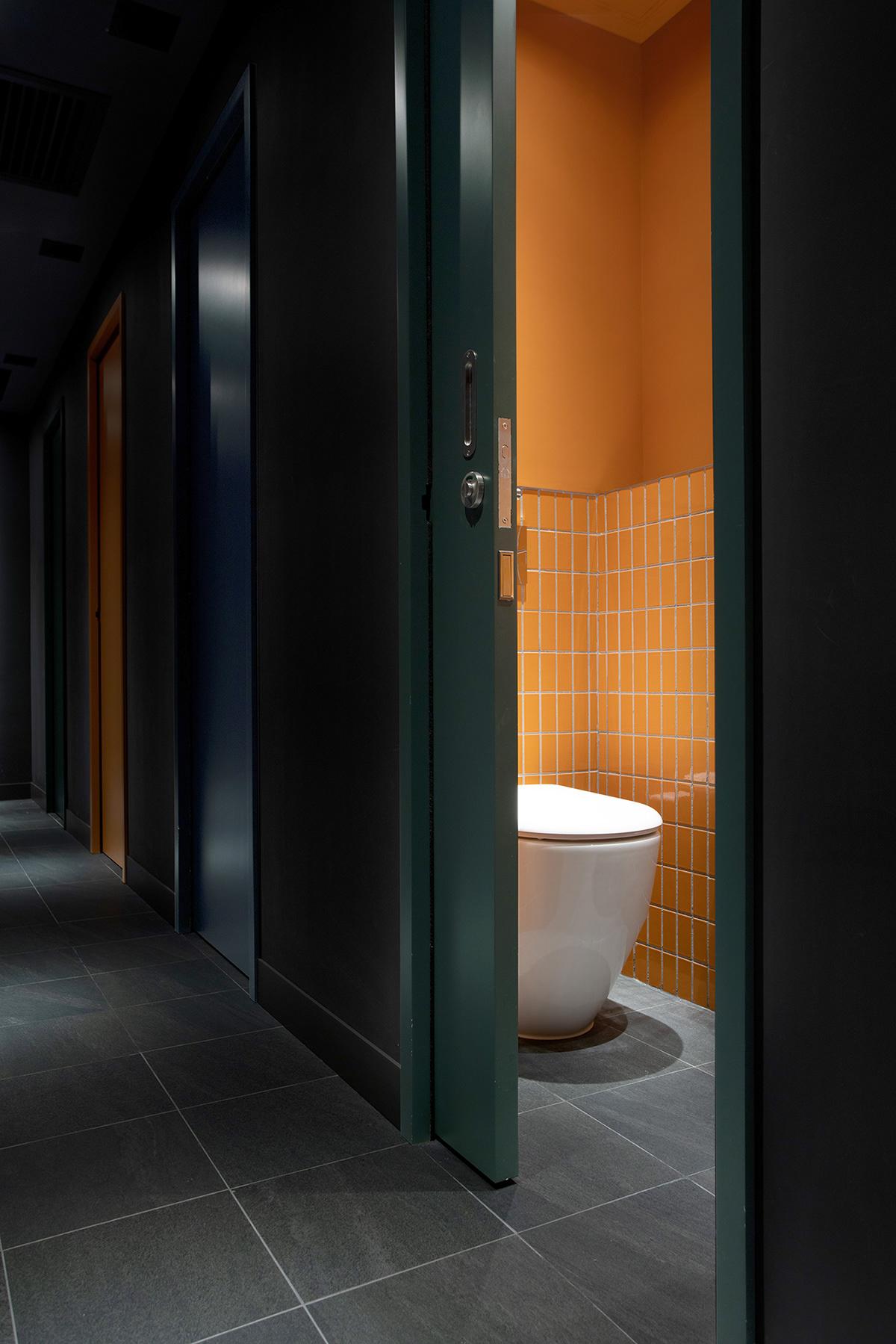 Image may contain: bathroom, floor and indoor