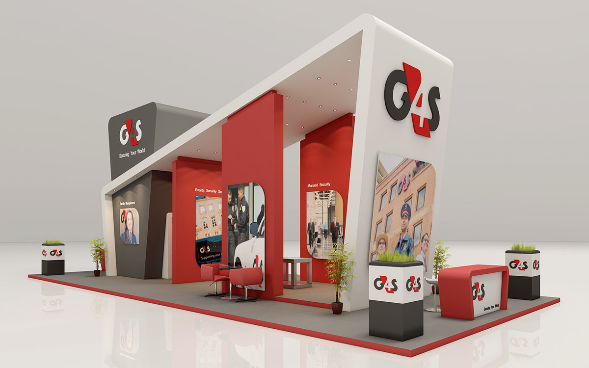D Exhibition Designer Jobs In Qatar : Exhibit design qatar on behance