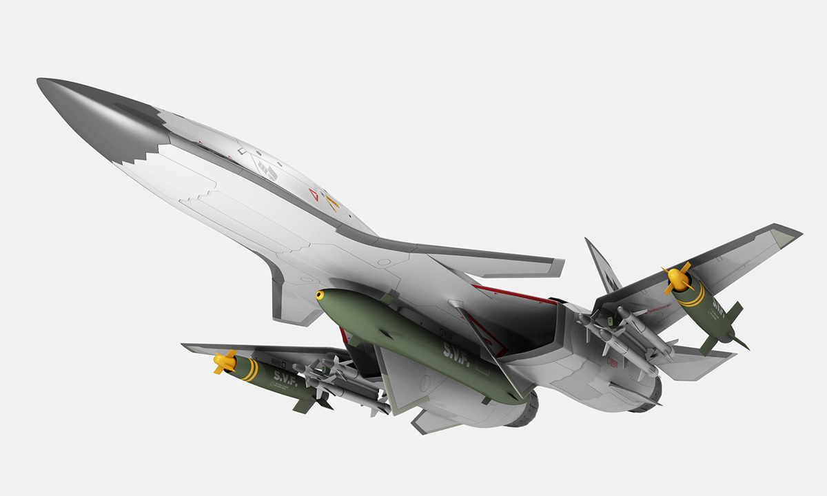 Aircraft spacecraft spaceplane Jet Fighter plane airplane Military concept Vehicle